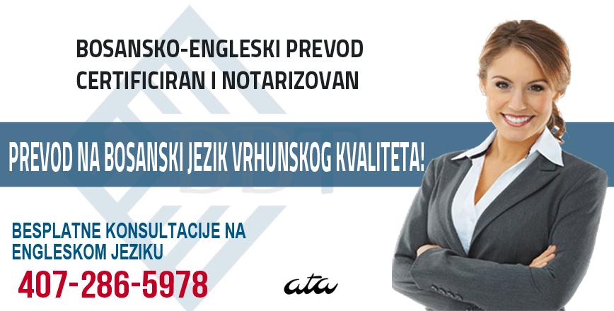 Bosansko Engleski Prevod Bbt Translation Services